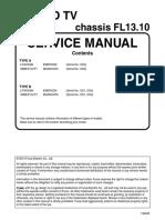 Emerson LF391EM4 Service Manual
