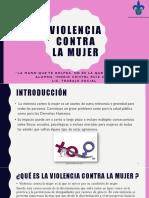 Power Point Violencia Contra La Mujer