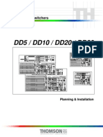 DD10 Planning and Insallation 20000 e
