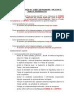 6_MODELO  DEL ACTA DE INSTALACIÓN DEL COMITÉ