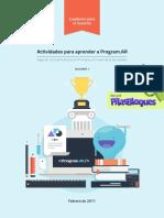 Manual Docente Descarga Web v2017