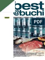 BestBuchi 47 Soxlet Hot Extraction E-812 816 en NEU Low