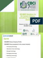 CCBi apresentacao_001 _Beumer Soluções para a Indústria do Cimento