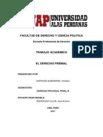 Derecho Premial