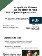 Virginia Tech presentation