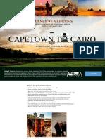 TFU - Travel Brochure