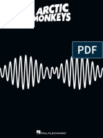 Arctic Monkeys - AM - Guitar Record Version