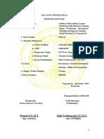 Indikasi mineralisasi logam berharag pada diatrem gunung batur Wediombo