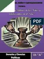 Derechos de Los Niños y Adolescentes PDF