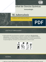 M. Tuberculosis