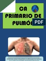 Cancer Primario