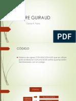 Códigos de Pierre Guiraud