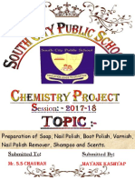 soap making project for cbse class 12 | Soap | Detergent