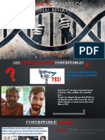 the genetic causes of criminal behavior rws