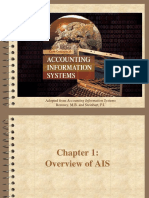 Accounting Information System - Chapter 1-3