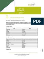 Brasil Guia Pais 2017
