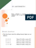 binaryarithmetic-100620082346-phpapp01