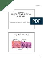 DKHI - Chronic Obstructive Airway Disease