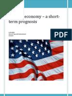 U.S. Economic Outlook April 2010