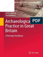 ArchaeologicalPractice and Heritage in Great Britain