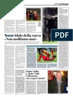 La Provincia Di Cremona 03-12-2017 - Le Interviste