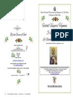 2017-5-6 Dec- Vesp Hymns - St Nicholas of Myra