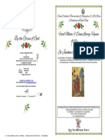2017 - 9 Dec-st Joachim & St Anna Conception Mat&Div Lit Hymns