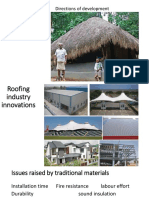 Roofing Industry Innovations