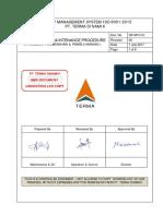1. QP-MTC-01 - Pemeliharaan & Pencegahan