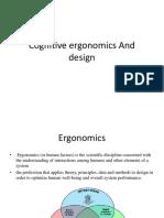 Cognitive Ergonomics and Design (1)