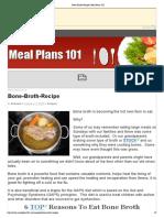 Bone-Broth-Recipe _ Meal Plans 101