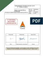 1. QP-STR-02 -Pemeriksaan Penerimaan Material