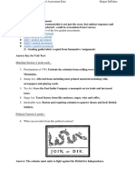 ed 311 grading and interpretation assignment template