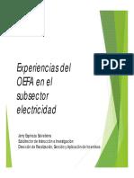 Ppt Clase Upc Diplomado en Fambiental Casos Electricidad Jes s Lo Lectura