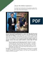 Entrevista Al Dr Lustig Por Alec Baldwin
