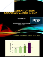 PIT PERNEFRI Malang - Management of Iron Deficiency Anemia_Dharmeizar