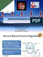 Antihypertensive Drugs (PSPD November 2017)