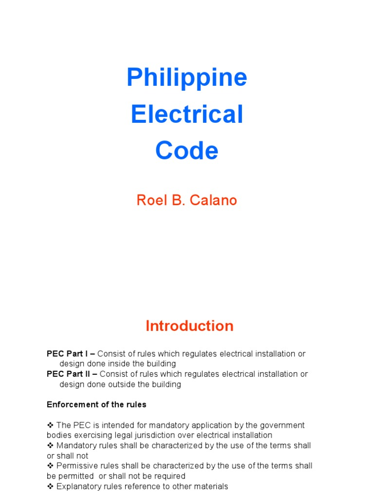 240264779-Philippine-Electrical-Code-for-RME-Hacked.pdf | Electrical ...