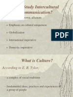 Why Study Intercultural Communication.ppt