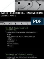 Basic Electrical Engineering Lecture Part 1pdf