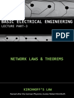 3.Basic Electrical Engineering Lecture Part 3