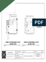 2 Storey Building Floor Plan