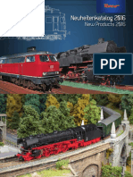 Roco Neuheitenkatalog 2016 Web Version