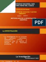 2. Investigacion Cientifica