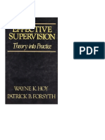 kpp Hoy & Forsyth Effective supervision - Theory into practice (1).pdf