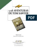 Proyecto Lectura Las Aventuras de Tom Sawyer