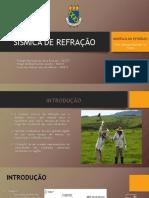 Seminário Gf - Refração Sísmica.pptx