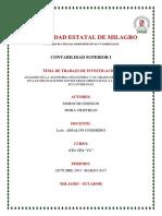 1_auditoria Financiera-caratula-morocho y Mora