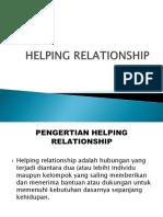 Helping Relationship