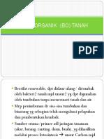 6_bahan Organik (Bo) Tanah